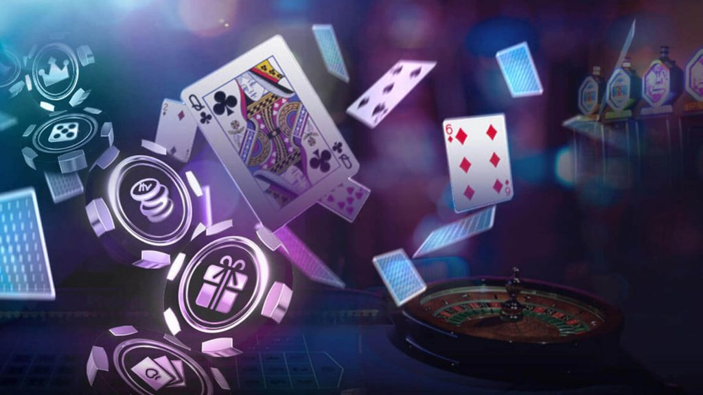 Games on casino