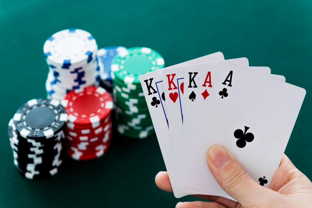 benefit in poker