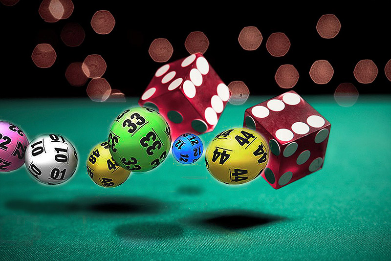 Online Lottery Games
